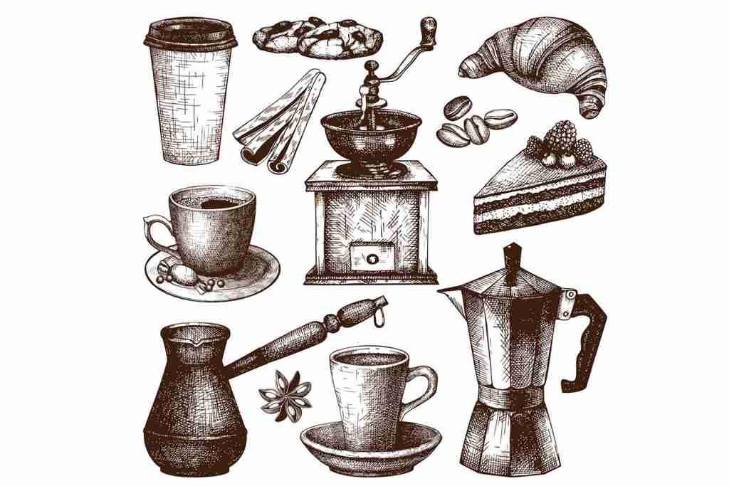 coffee beans terminology